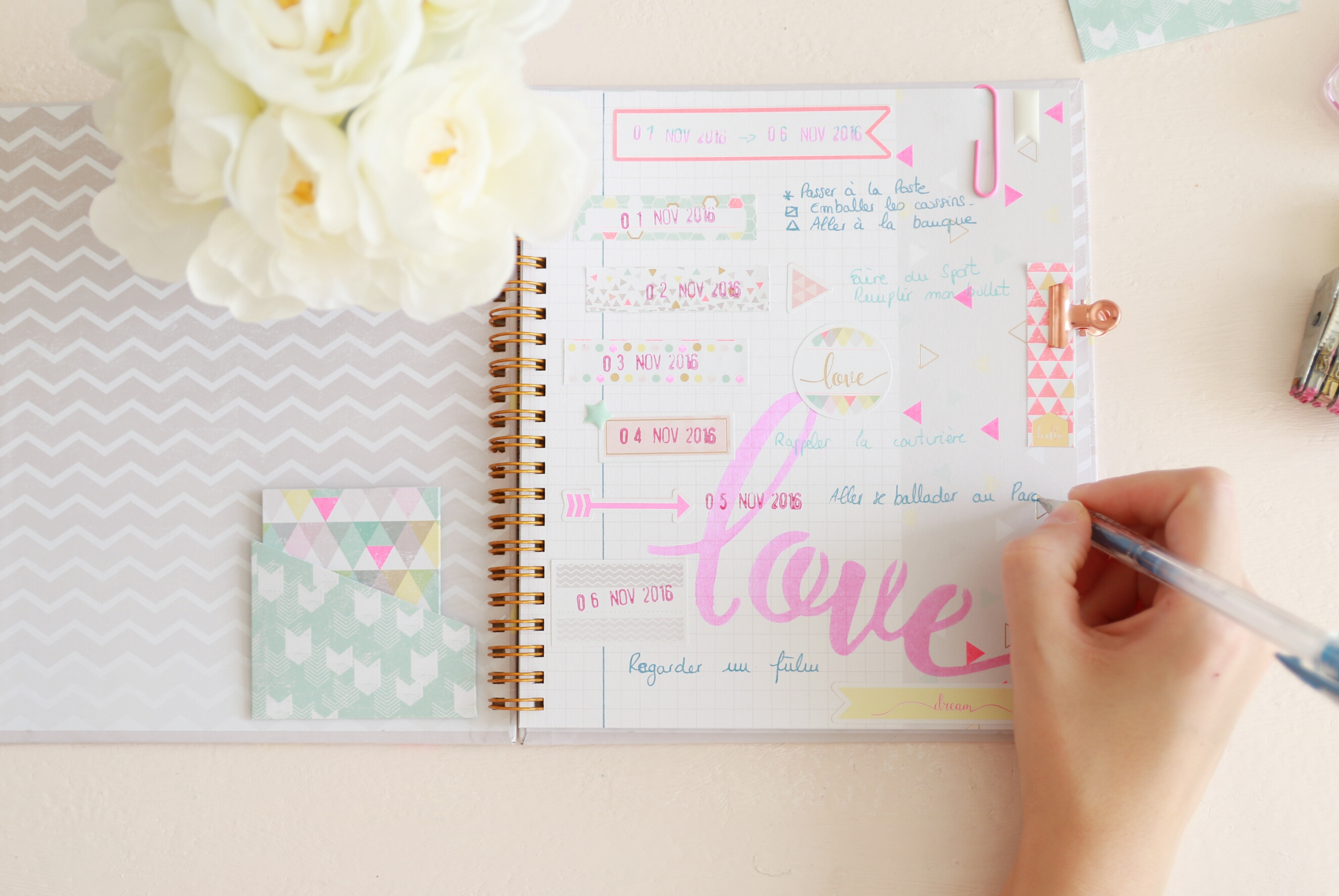 DIY / Le « Mary » Journal